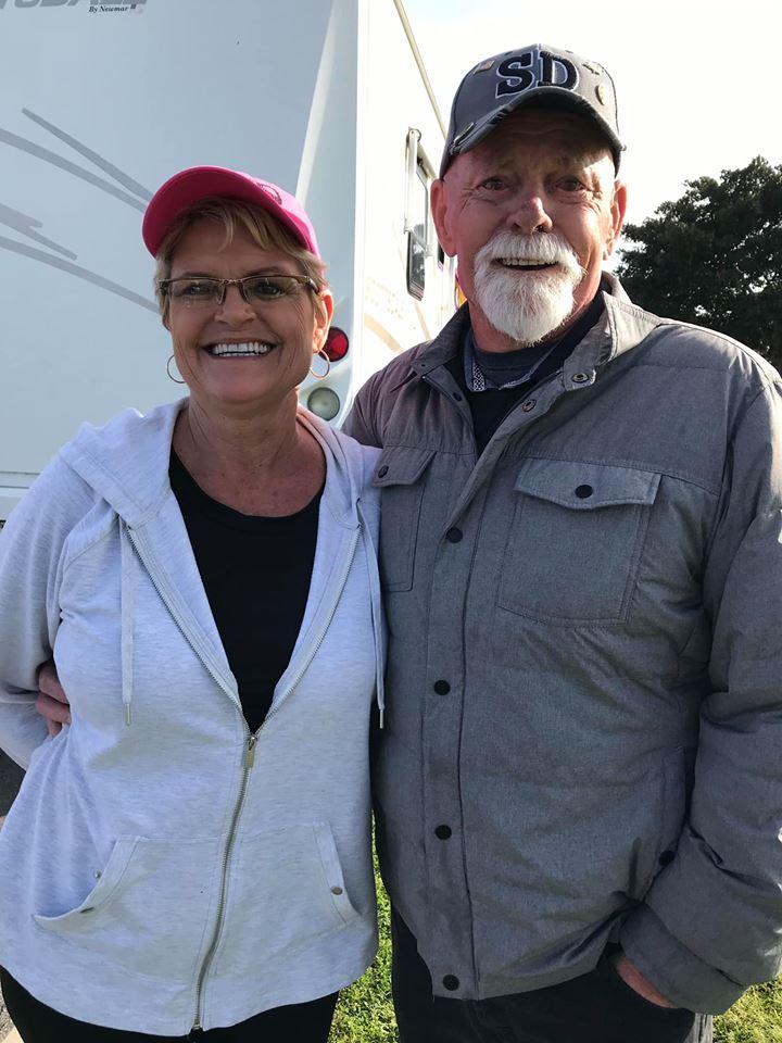 Julie and Bob